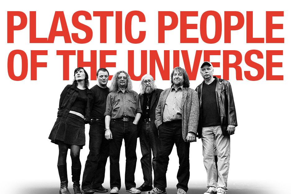 Concert of the Plastic People of the Universe